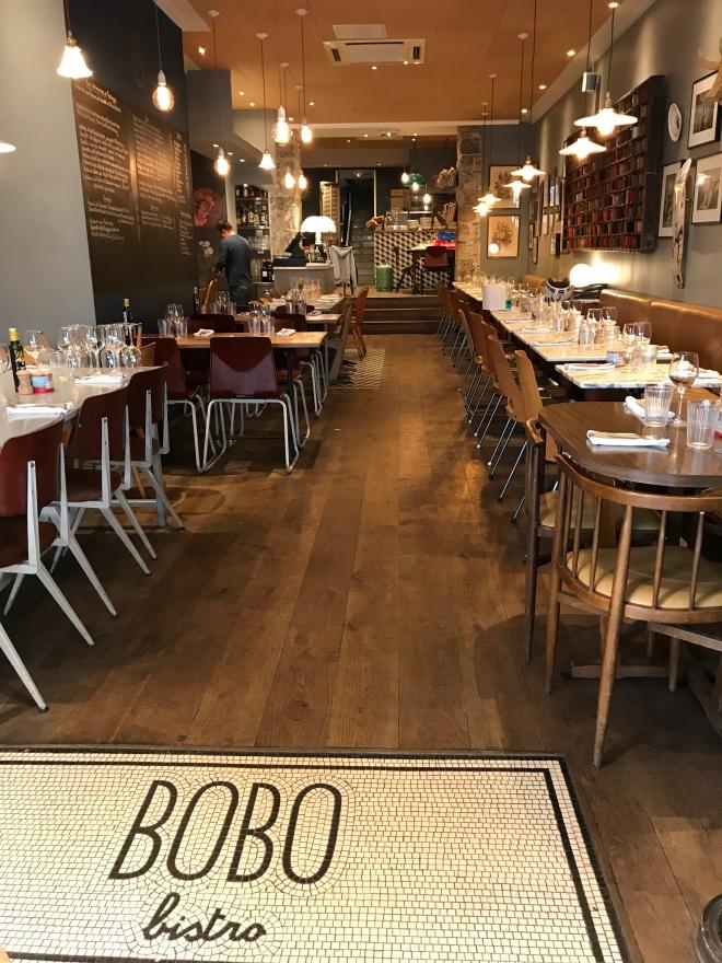 Brasserie Bobo Cannes restaurant