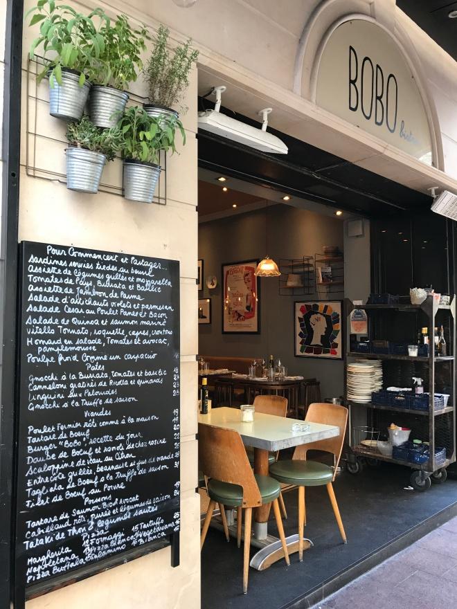 Brasserie Bobo Cannes