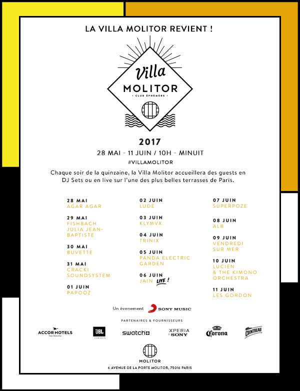 Villa Molitor Paris