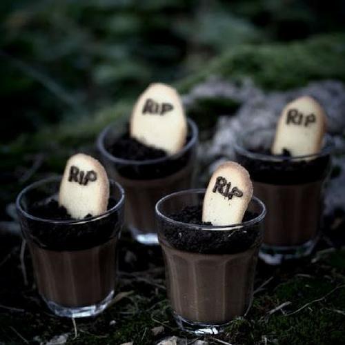 Recette-halloween-facile-dessert-entremet-chocolat-tombes