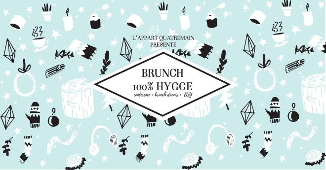 Brunch 100% hygge quatremain