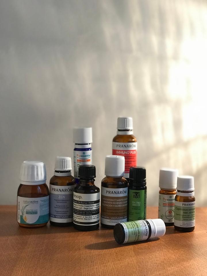Huiles essentielles santé rhume angine13