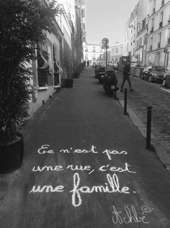 Ma rue par Achbe1
