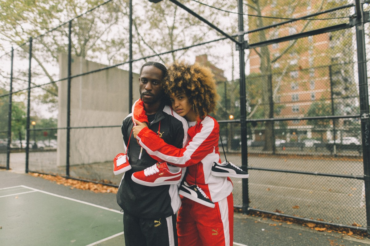 Sneakers de la semaine : la suede B-boy de Puma