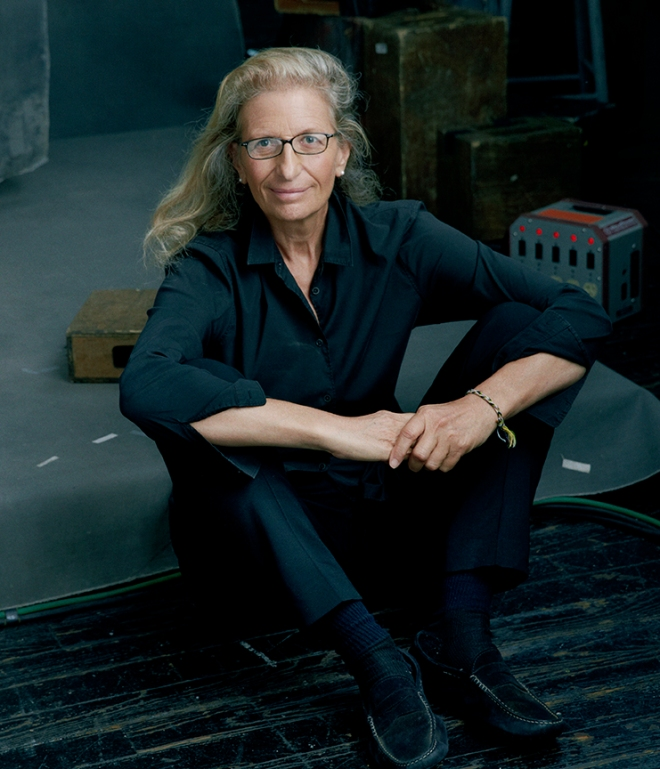 Annie Leibovitz 2012 portrait photographe livre