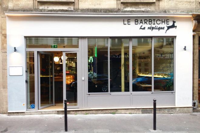 Le barbiche la réplique bar paris pigalle