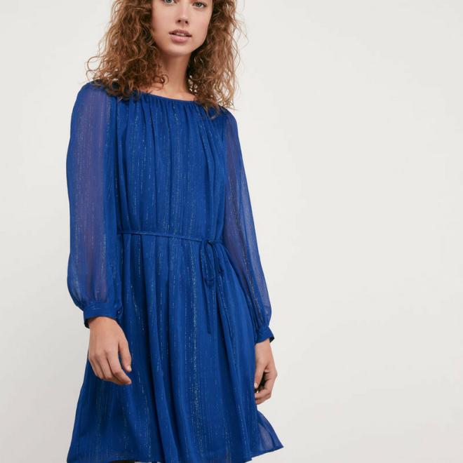 robe-bleue-comptoir-des-cotonniers-fetes-tenue