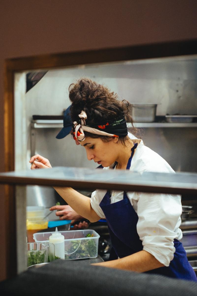 Nouveau : Buffet, le restaurant qui sait prendre son temps