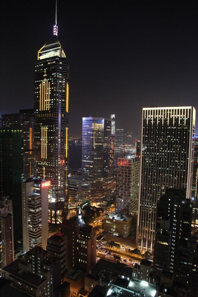 Hong Kong décembre 20175
