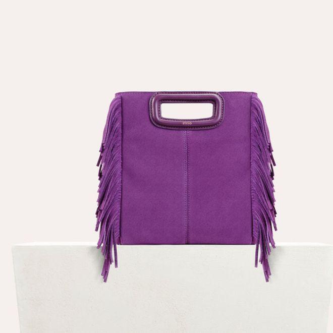 maje-sac-M-pantone-ultra-violet-franges