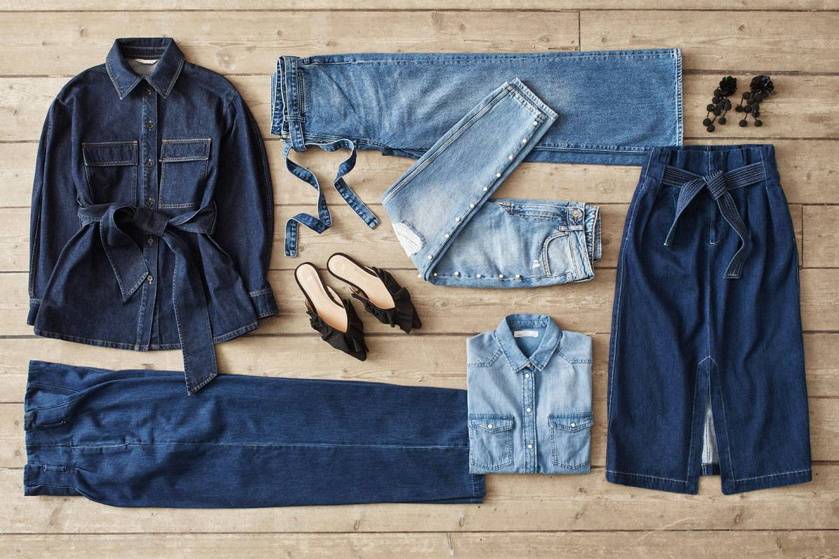 Mode : comment porter le denim ?