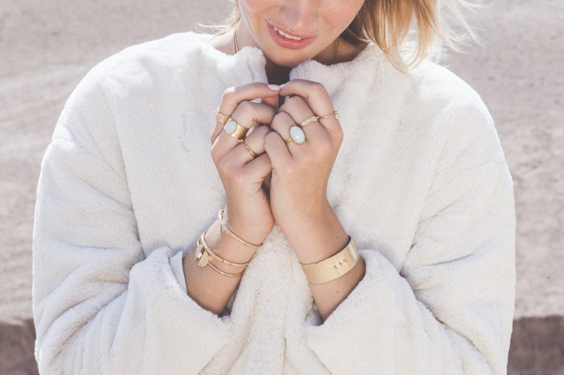 matériaux de qualité supérieure style populaire nouveaux produits chauds Bijoux : trois créatrices françaises à découvrir sans plus ...