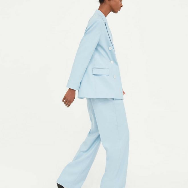 Costume-zara-bleu-pastel-veste-croisee