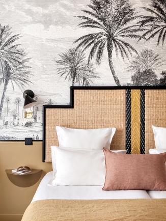 Hotel le Doisy paris Ternes décoration16
