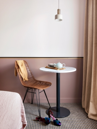 Hotel le Doisy paris Ternes décoration18