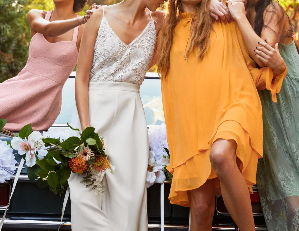 Comment s'habiller pour un mariage sans paraître déguisée ?