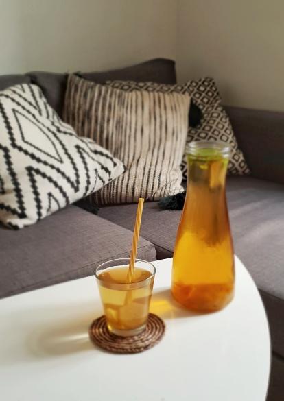 recette-thé-glacé-maison-vert-noir-citron-