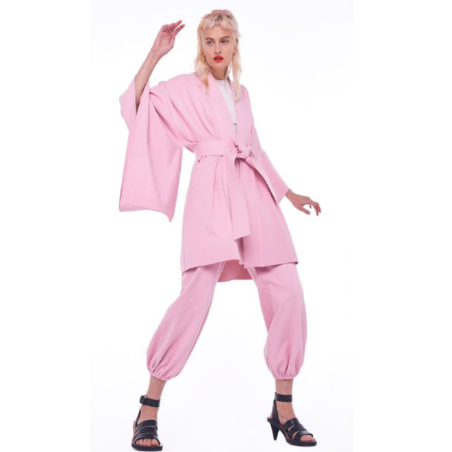 costume-tailleur-femme-norma-rose-veste-kimono