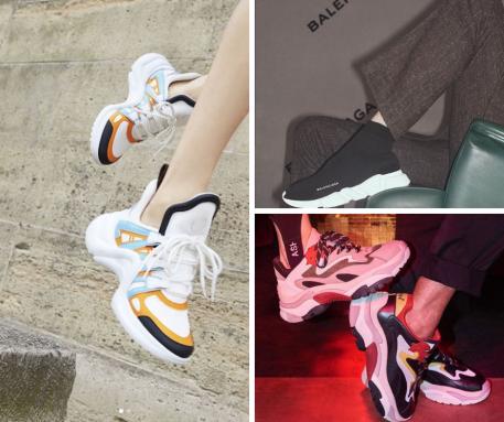 Trainers-Balenciaga-Addict-Ash-Sneakers-LV-Louis-Vuitton-luxe-mode