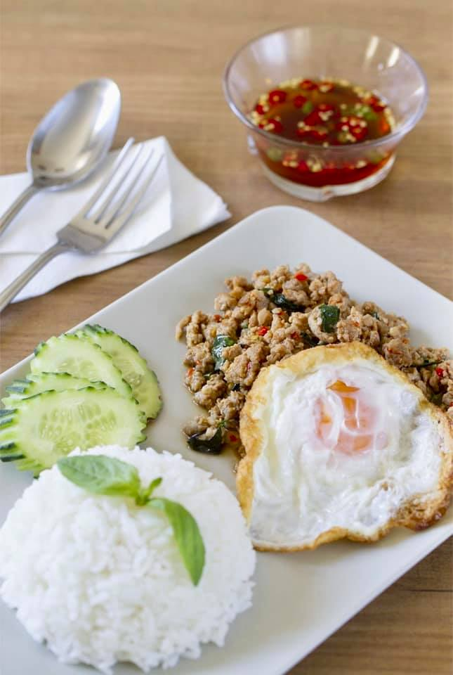 Kinn Khao restaurant thai food miam thaifood 5