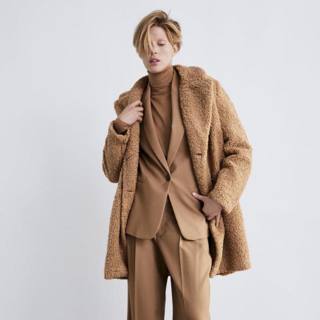 manteau-effet-mouton-zara