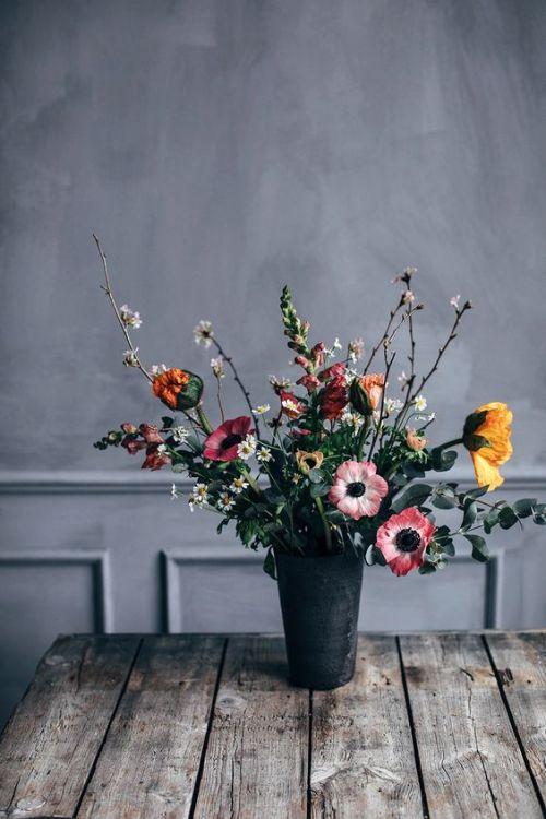 Fleurs Signe Bay's Studio in Copenhagen