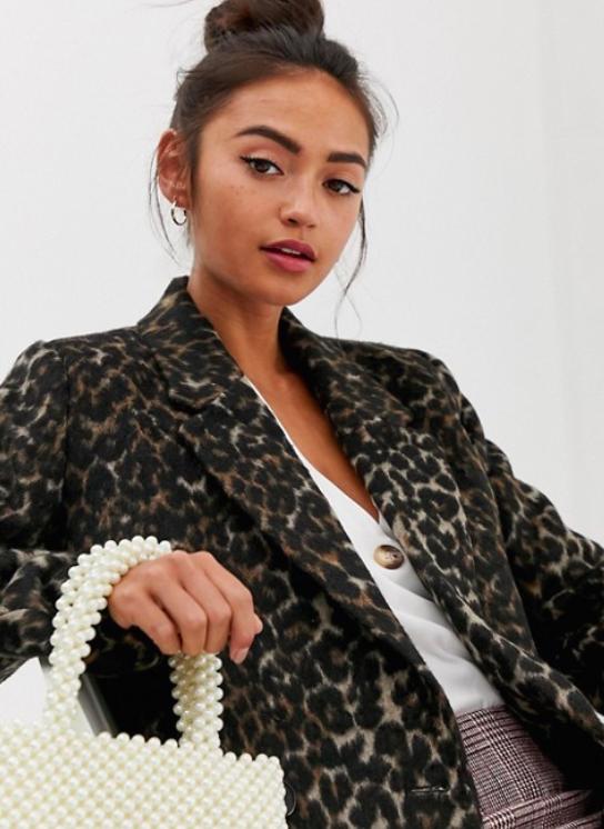 Pimkie manteau à imprimé léopard 56,99 euros.png