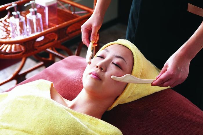 Massage japonais technique 6