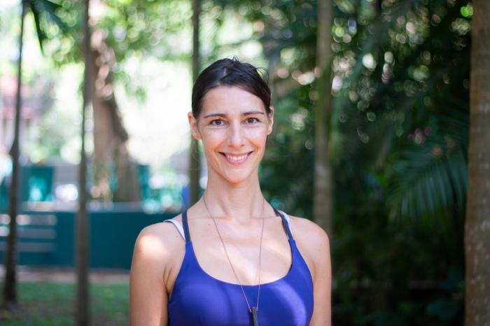 Stephanie Mathieu yoga