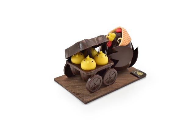 Chocolat Geraldine Paques 5