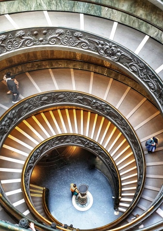 escalier-musee-vatican-rome-visite
