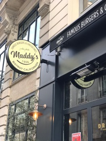 Maddys bistrot californien burger paris - 1