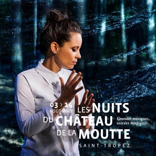 Festival Les Nuits du chateau de la Moutte musique saint tropez été 10
