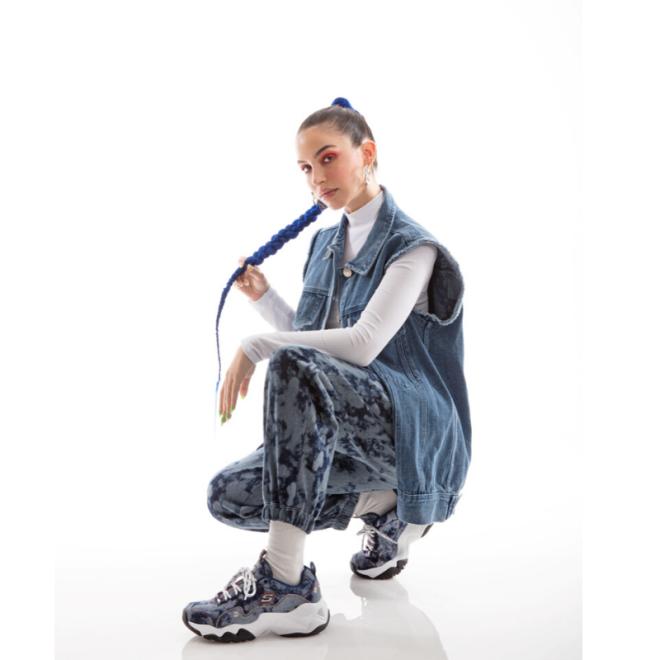 D'Lites 3.0. Barbara Malewicz x Skechers-sneakers