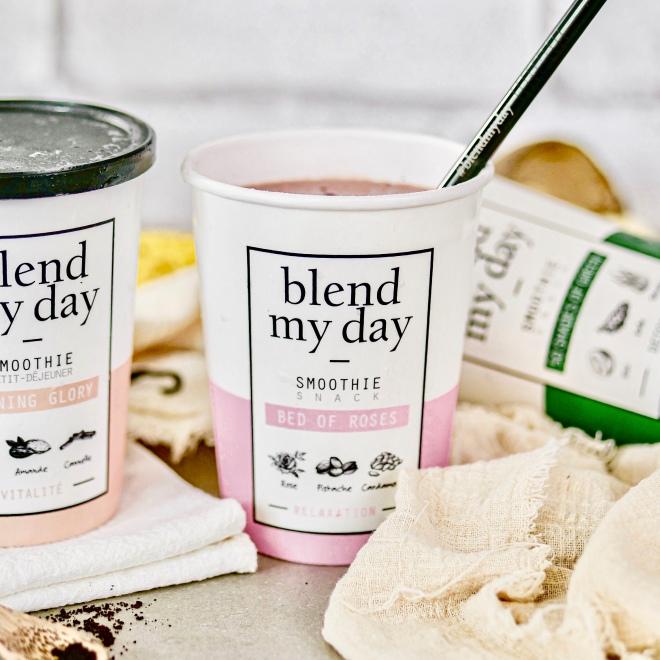 Blend my day petit dej healthy food 0