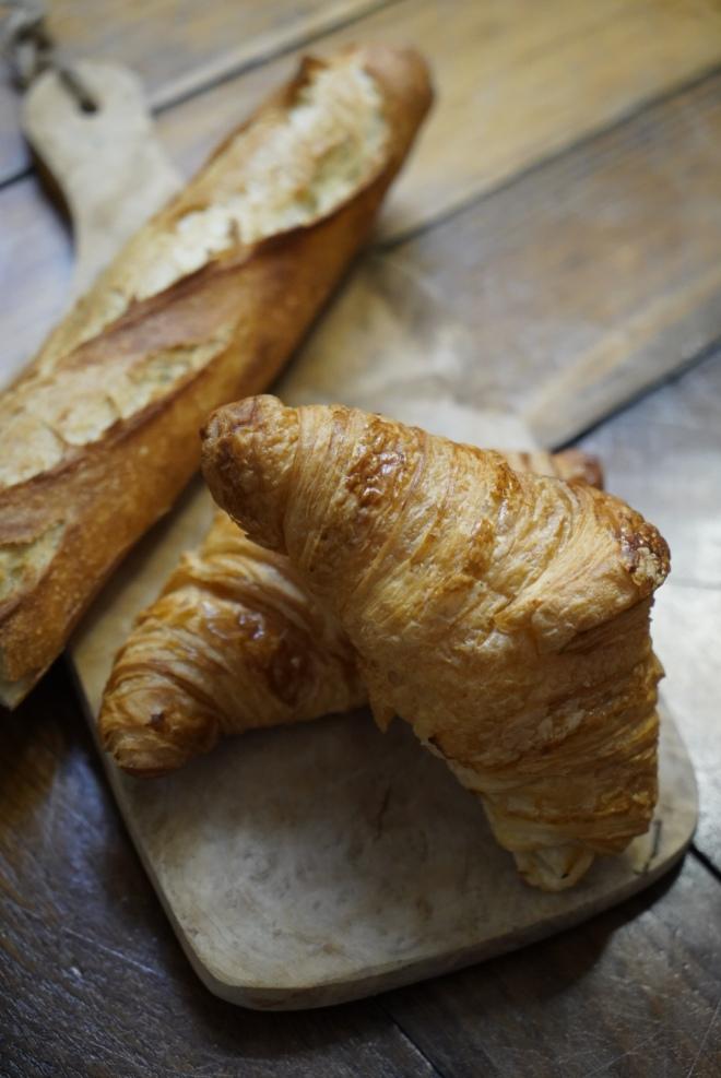 boulangerie le grenier à pain croissant abbesses _IMG5039