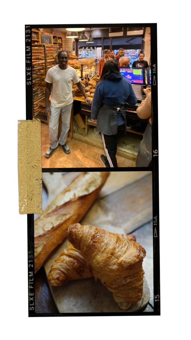 boulangerie le grenier à pain croissant abbesses IMG_3770