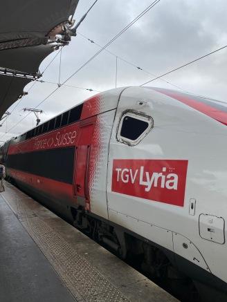 TGV LYRIA SUISSE 1