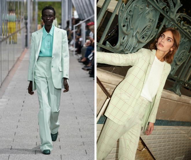 tendance-mode-printemps-ete-2020-defilé-look-costume-pastel-lacoste